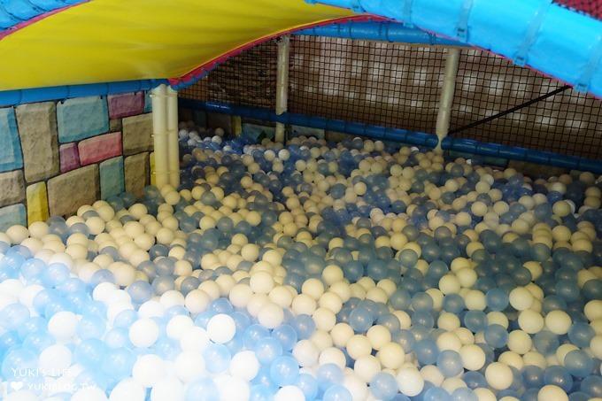 苗栗室內親子景點【開心果親子樂園】超值親子餐廳×用餐免費玩大球池遊樂區 - yukiblog.tw
