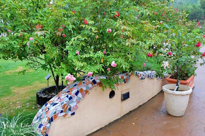 雲林古坑景點【NICE蘿莎玫瑰山莊】免費超美玫瑰花園、拍照約會景點、香氛洗沐產品送禮好物! - yukiblog.tw