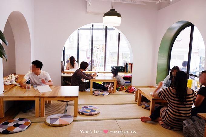 台北美食【好丘 Good Cho's天母店】貝果×藝術展覽×創意雜貨好逛好拍(近石牌) - yukiblog.tw