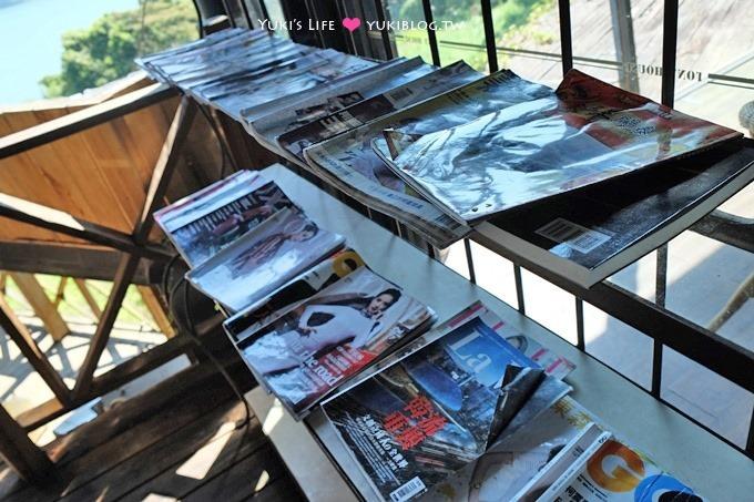 桃園大溪【東尼湖畔咖啡Tony House】石門水庫景觀咖啡下午茶、不推 - yukiblog.tw