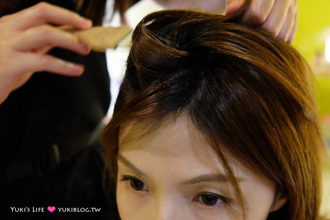 東區【M:激賞髮型】換季Oway頭皮SPA&修剪自然彎度的女孩系瀏海&@忠孝敦化站 - yukiblog.tw
