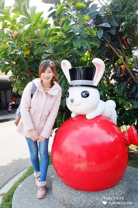 台中親子DIY觀光工廠【台灣氣球博物館】吉祥物波波兔的巨型繽紛氣球世界(需上網預約) - yukiblog.tw