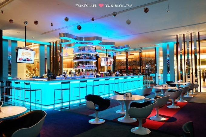 新竹美食【芙洛麗大飯店FLEURLIS】OCEAN BAR酒吧&食譜自助百匯早餐&芙洛麗烘焙坊 @近Big City巨城 - yukiblog.tw
