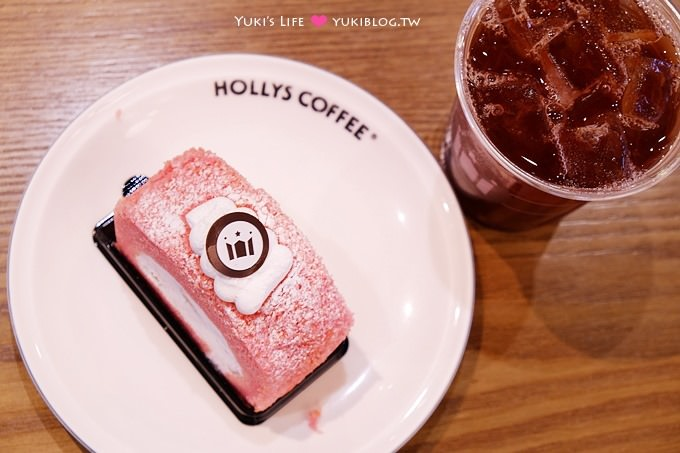韓國首爾自由行【HOLLYS COFFEE】身邊總是會有它的出現.坐一坐吧!