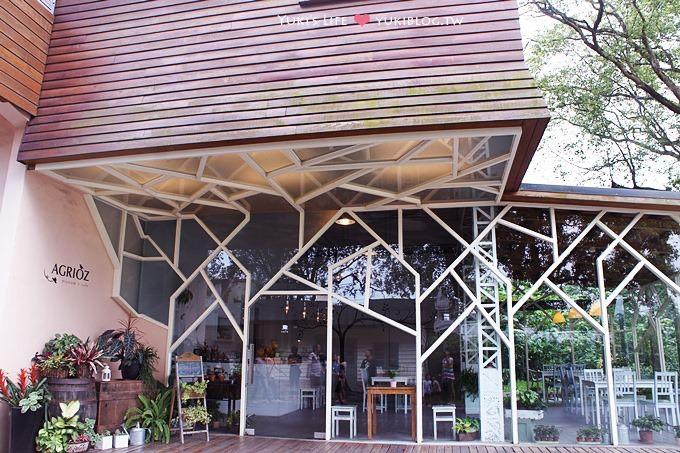 宜蘭觀光工廠【橘之鄉AGRIOZ】 南法風情.巨人桌椅就像來到小人國! - yukiblog.tw