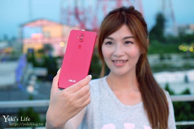 【ASUS ZenFone 5Q 愛戀紅】超廣角四鏡頭×前後都好拍!旅遊、出國就靠它!(實拍分享)