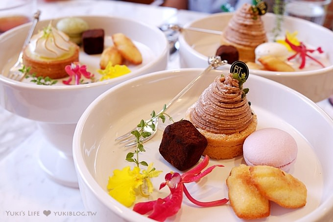 宜蘭美食【Brown Taffy 咖啡糖二店】小食午茶好麵包.夢幻下午茶 - yukiblog.tw