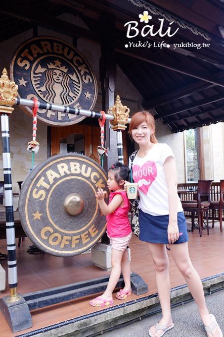 【峇里島烏布餐廳】Cafe Lotus蓮花餐廳、星巴克、Samaya Ubud超美森林villa河畔下午茶