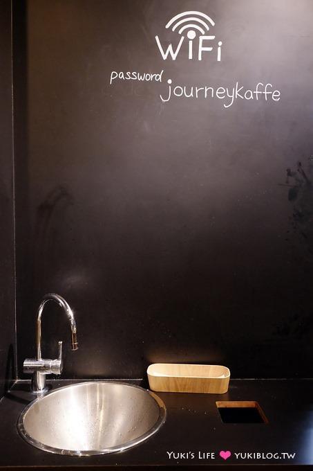 台北內湖美食【覺旅咖啡 Journeykaffe】新開2店~DIY披薩、咖啡、三明治‧料好豐富‧超值划算親子手作餐廳! - yukiblog.tw