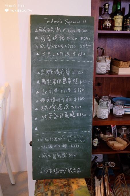 新竹新豐大草皮餐廳【Deer Nana Cafe】適合親子吹泡泡×手作甜點咖啡下午茶(寵物友善餐廳) - yukiblog.tw