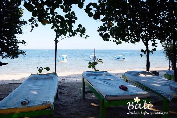 【峇里島沙努爾】FLAPJAKS美式運動餐廳鬆餅冰淇淋teatime、沙努爾海灘浪漫單車遊 - yukiblog.tw