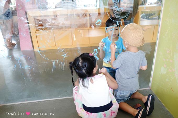 【福特FORD KUGA 2.0TDCi】大天窗幸福式金山小旅行~朱銘美術館、八煙溫泉會館溜滑梯兒童泡湯池、楊金山碳烤紅心蕃薯 - yukiblog.tw