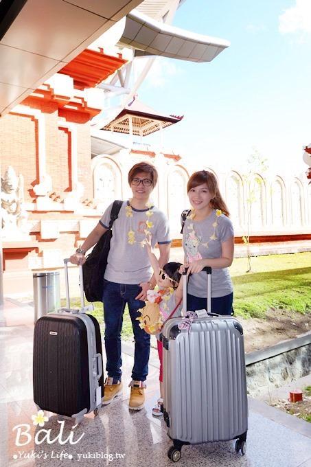【峇里島】伍拉·賴國際機場(出入境、落地簽)、GWK神鷹廣場&下午茶、KECAK火舞