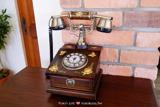 桃園蘆竹特色餐廳〈Honey Cafe〉童話故事中的城堡咖啡館❤鄉村風 @台荗後面 - yukiblog.tw