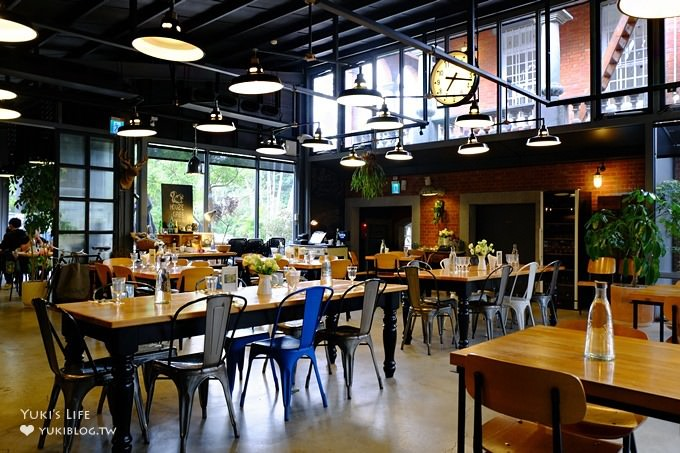 桃園中壢【House+Cafe since 1910】城市中的紅樓古典風華下午茶×有戶外空間藝術餐廳 - yukiblog.tw