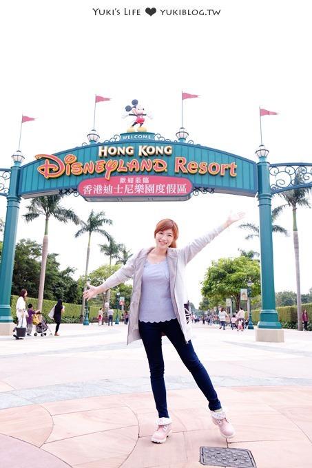 香港自由行┃香港迪士尼樂園I‧交通路線地圖、Disney商店紀念品、米奇鬆餅&限定聖誕節爆米花桶 ~ 完成夢想! - yukiblog.tw
