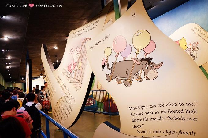 香港自由行┃香港迪士尼樂園II‧美國小鎮大街異國風情、new反斗奇兵大本營 ~ 帶小西瓜玩遊樂施設篇 - yukiblog.tw