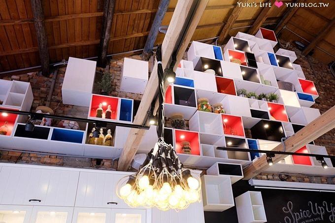 台北新景點【IKEA House】IKEA北歐風咖啡館新開幕、兒童房就是遊戲區、華山藝文特區旁親子好去處@忠孝新生站