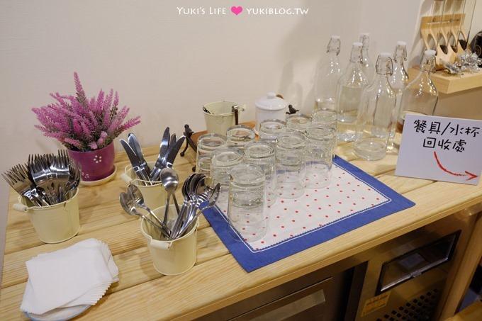 台北下午茶【瓶子甜點Jar Pâtisserie】少女心創意甜點×玻璃瓶裡的夢幻世界@松江南京站美食推薦 - yukiblog.tw