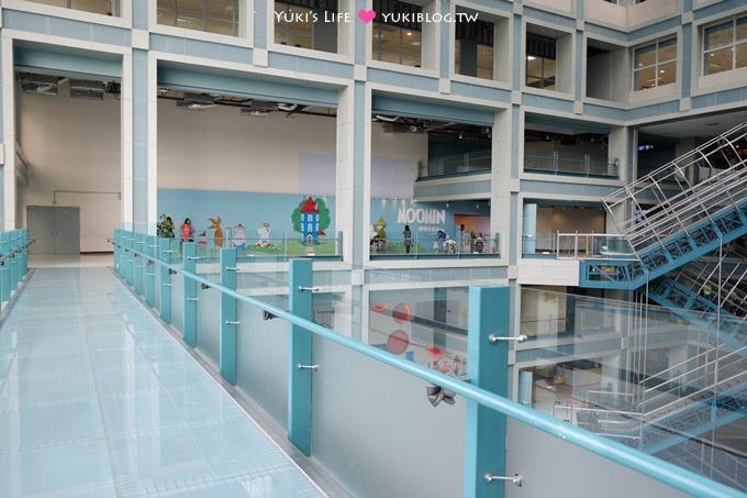 台北【MOOMIN嚕嚕米精靈特展】超暖系嚕嚕米的家、相約夏日童話冒險、一比一等身大玩偶來抱抱@士林國立臺灣科學教育館 - yukiblog.tw