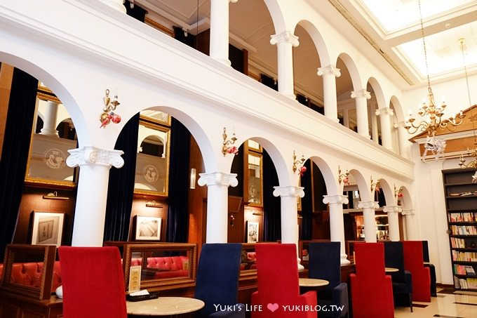台北內湖┃Moooon River Cafe & Books~ 圖書館風格下午茶 @捷運港墘站 - yukiblog.tw