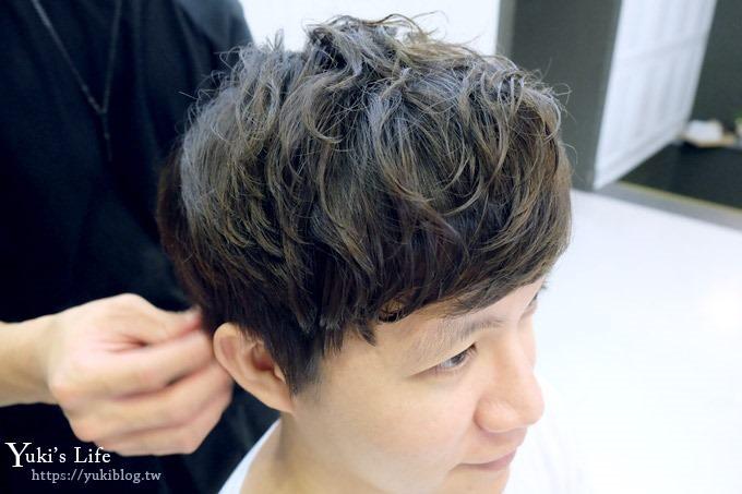 東區染燙髮推薦【M激賞髮型】亞麻綠超迷人!就像每天讓頭髮上不同濾鏡! - yukiblog.tw