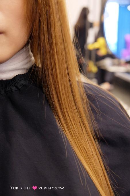 東區【M:激賞髮型】CPF離子護自然捲救星~還我水潤亮澤髮@忠孝敦化站 - yukiblog.tw