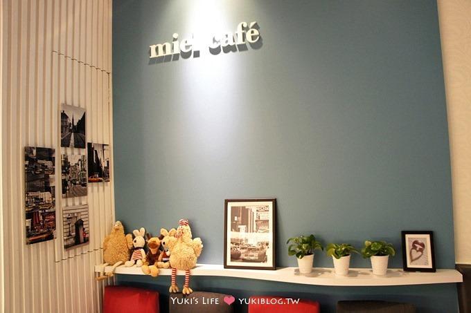 台北下午茶┃士林‧蜜兒咖啡Miel Cafe ‧女孩兒的韓式浪漫❤ (近士林捷運站) - yukiblog.tw