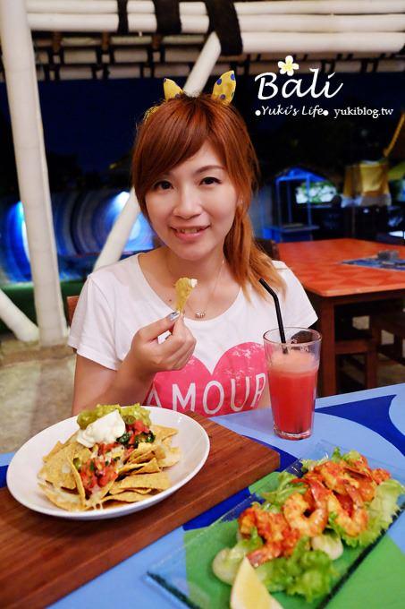 峇里島浪漫餐廳【OLD MAN's 老男人衝浪餐廳】很有個性的美式餐廳.義大利麵超好吃!