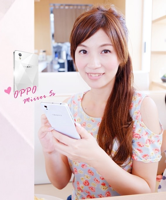 【OPPO Mirror 5s】捕捉親子出遊幸福時刻、獨特性高鑽石流光鏡面手機(特點介紹分享/開箱)