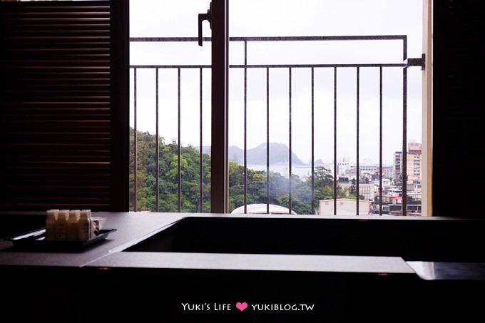 宜蘭住宿【瓏山林蘇澳冷熱泉度假飯店】泡湯房間、泳池篇 @春漾SPA專案   Yukis Life by yukiblog.tw