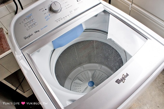 【Whirlpool惠而浦直立洗衣機】14公斤大容量、3D尾翼型短棒、強淨專家系列洗衣機 (8TWTW1415CM) - yukiblog.tw