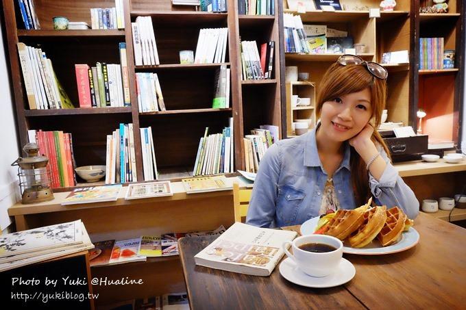 花蓮旅行┃日式建築〈時光1939〉與二手書和小貓咪的下午茶約會❤   Yukis Life by yukiblog.tw