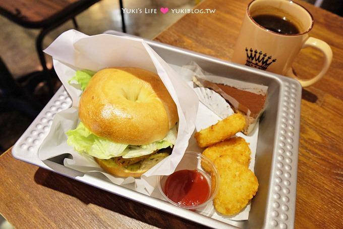 板桥【BUGEL Bagel Coffee】全新MENU贝果早午餐全日供应、一早15款新鲜出炉@板桥火车站、捷运站