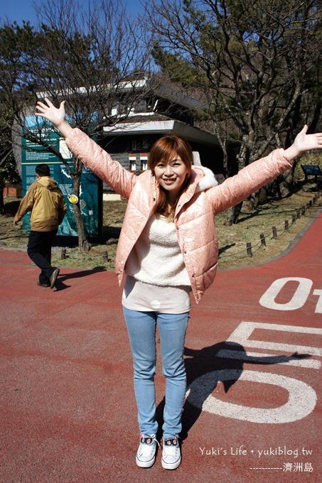 韓國濟洲島旅行【漢拏山國立公園】南韓最高休火山.景色怡人❤
