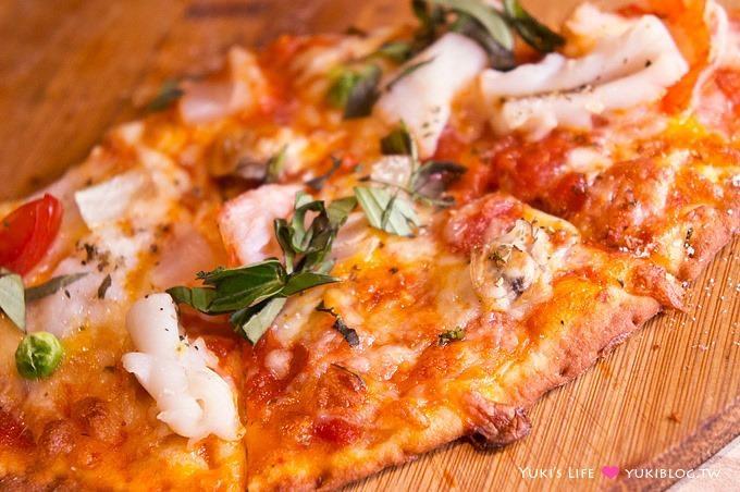 新莊美食【Mita Pasta米塔義式廚房】義大利麵真好吃!!現在也有早午餐 - yukiblog.tw