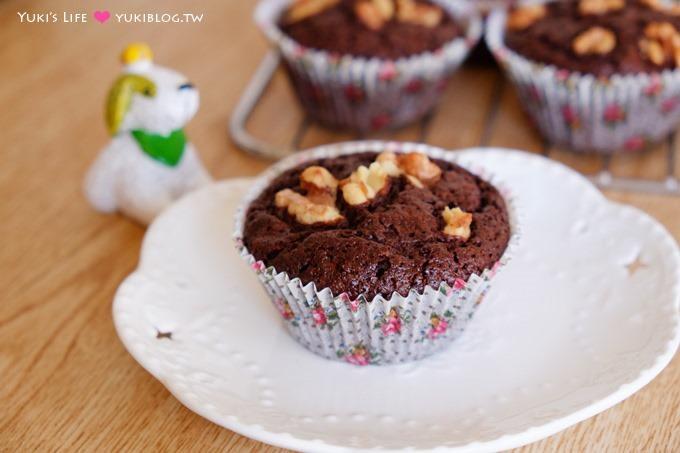 新手烘焙【巧克力布朗尼】一盆到底零失敗的經典甜點❤ - yukiblog.tw