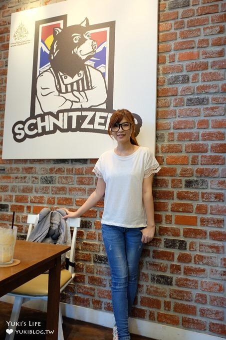 曼谷美食【Schnitzel's】隐藏版好吃汉堡美式餐厅 - yukiblog.tw