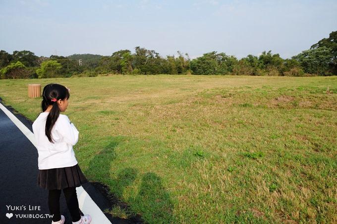 新竹免费亲子景点【青青草原】超长彩色磨石子溜滑梯×踏青野餐好去处 - yukiblog.tw