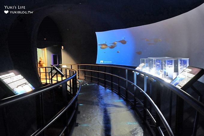 基隆一日遊親子景點【國立海洋科技博物館】海洋互動樂園(熱門兒童館要先行拿票/探索館免門票) - yukiblog.tw
