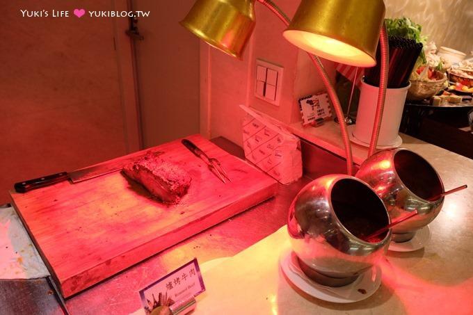 台北富信大飯店【樂廚自助餐廳】BUFFET現切生魚片吃到飽推薦.無華麗包裝卻美味(汐止南港美食) - yukiblog.tw
