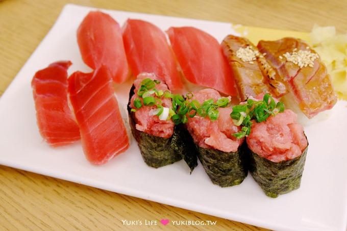 板橋美食【順億鮪魚專賣店】平價低脂鮮甜超低溫鮪魚大餐.味噌湯也好好喝!