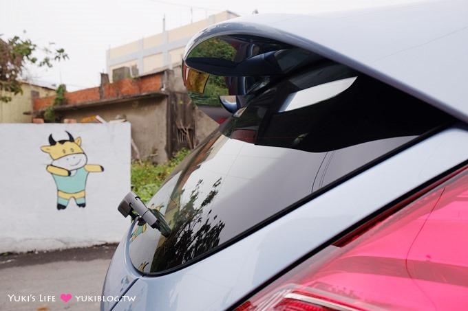 新車試駕【Ford Fiesta 1.5L】女生輕旅行新景點~彰化乳牛彩繪村藍晒圖、高雄展覽館、綠豆冰大王、駁二鐵道園區、輕井澤❤ - yukiblog.tw