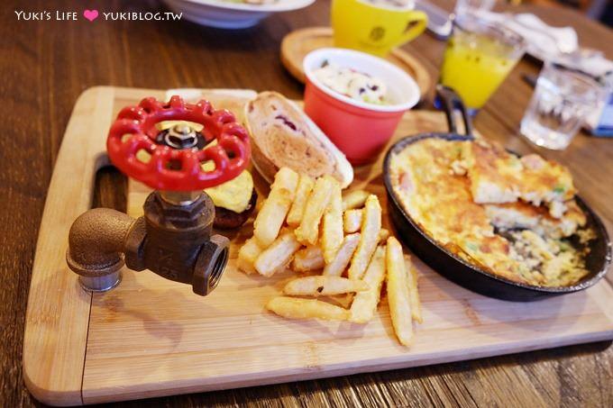 台北美食【COFFEE SMITH復北店】早午餐、義式料理、咖啡~套餐划算好吃 @南京東路站