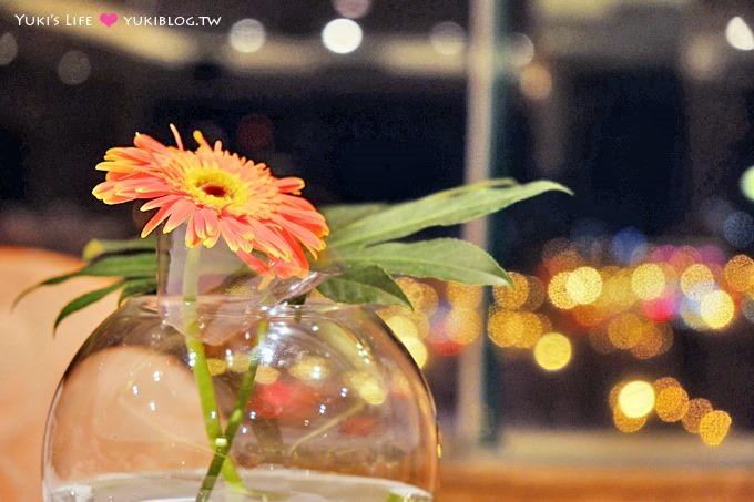 台北西門町住宿【豪景大酒店新館】全新河岸景色飯店、星河中餐廳夜景晚餐@捷運西門站 - yukiblog.tw
