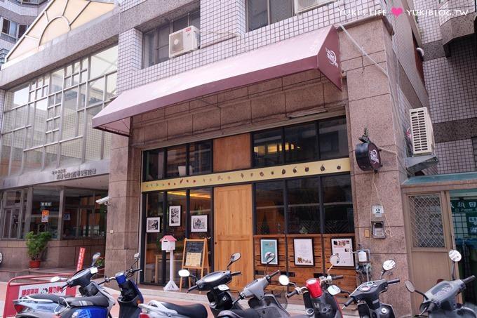 台中【七个医师的咖啡】全馆疗愈系画风彩绘咖啡馆(西区近绿园道) - yukiblog.tw