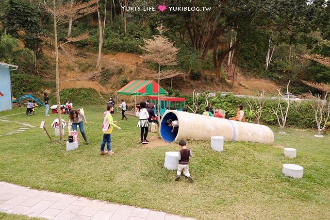 新竹景點【西瓜莊園】親子假日好去處! 戲水池×沙坑、大草皮、拍照景點^0^ - yukiblog.tw