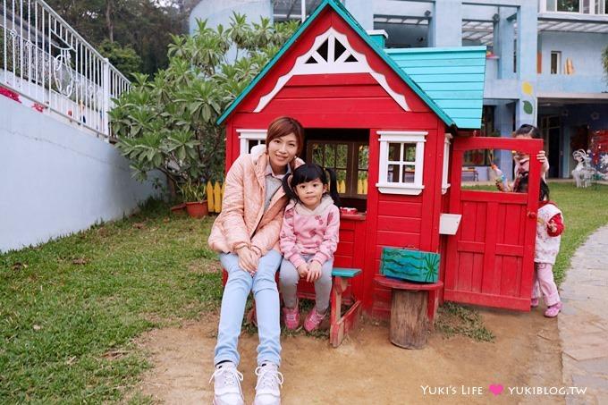 新竹景點【西瓜莊園】親子假日好去處! 戲水池×沙坑、大草皮、拍照景點^0^