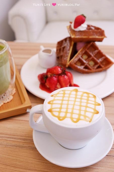 東區特色咖啡館【Uki Smile Coffee】療癒系水藍色大象的可愛地盤❤忠孝敦化站 - yukiblog.tw