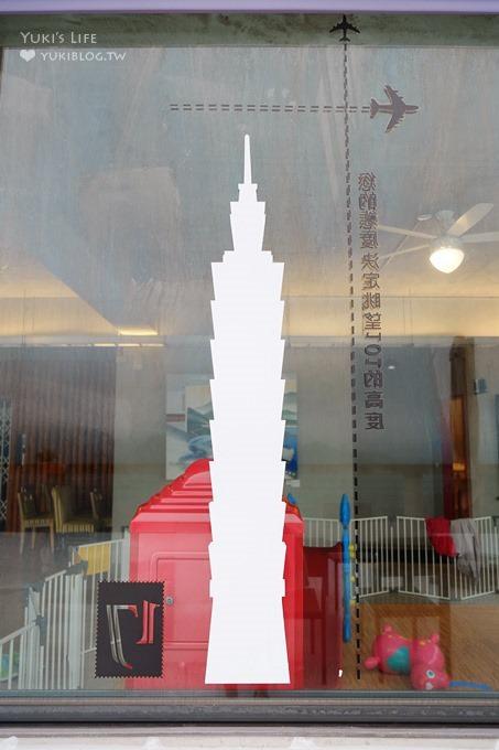 新北景觀餐廳【LOFT17森活休閒園區】無敵景觀咖啡館下午茶×無菜單料理|親子好去處 - yukiblog.tw